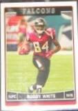 2006 Topps Roddy White #192 Falcons