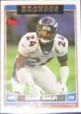 2006 Topps Champ Bailey #191 Broncos