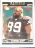 2006 Topps Warren Sapp #166 Raiders