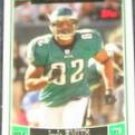 2006 Topps L.J. Smith #141 Eagles