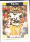 2006 Topps Torry Holt #114 Rams