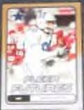 2006 Fleer Futures Gold Rookie Miles Austin #182 Cowboys
