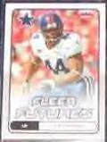 2006 Fleer Futures Silver Rookie Kai Parham #155 Cowboys