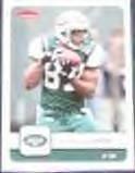 2006 Fleer Laveranues Coles #69 Jets