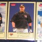 2005 Fleer Tradition Edgardo Alfonzo #37 Giants