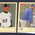 2005 Fleer Tradition Jose Valentin #240