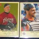 2005 Fleer Tradition Mike Piazza #46 Mets
