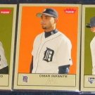 2005 Gray Back Omar Infante