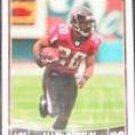 2006 Topps Allen Rossum #147 Falcons