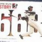 2006 Topps HR History Barry Bonds #668 Giants