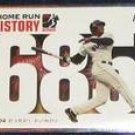 2006 Topps Barry Bonds Home Run History #685