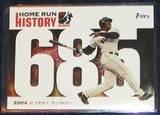 2006 Topps Barry Bonds Home Run History #685