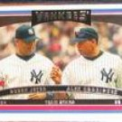 2006 Topps Team Stars Jeter/Rodriguez #326 Yankees