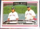 2006 Topps Team Stars Ramirez/Ortiz #329 Red Sox