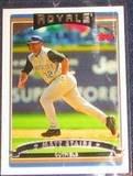 2006 Topps Matt Stairs #94 Royals