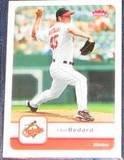 2006 Fleer Eric Bedard #235 Orioles