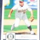 2006 Fleer Joe Blanton #37 Athletics