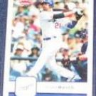 2006 Fleer Jayson Werth #144 Dodgers