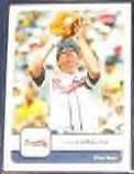 2006 Fleer Adam LaRoche #55 Braves