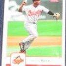 2006 Fleer Melvin Mora #239 Orioles