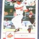 2006 Fleer Luis Matos #238 Orioles