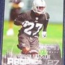 2005 Upper Deck Prime Time Fabian Washington #144