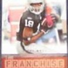 2006 Fleer Franchise Randy Moss #TF-RM Raiders