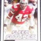 2006 Fleer Futures Rookie Bobby Carpenter #108
