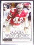 2006 Fleer Futures Rookie Bobby Carpenter #108