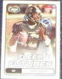 2006 Fleer Futures Rookie Brad Smith #109 Jets