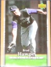2007 UD First Edition Brad Hawpe #205 Rockies