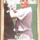 2007 UD First Edition Craig Billio #219 Astros