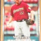 2007 UD First Edition Dan Wheeler #226 Astros