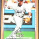 2007 UD First Edition Julio Lugo #228 Red Sox