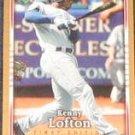 2007 UD First Edition Kenny Lofton #230 Rangers