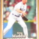 2007 UD First Edition Greg Maddux #233 Padres