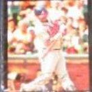 2007 Topps (Red Back) Edgar Renteria #6 Braves