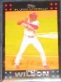 2007 Topps Preston Wilson #8 Cardinals