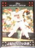 2007 Topps (Red Back) Jason Jennings #26 Astros
