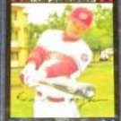 2007 Topps (Red Back) Nook Logan #49 Nationals