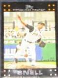 2007 Topps (Red Back) Ian Snell #82 Pirates