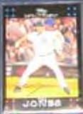 2007 Topps Todd Jones #169 Tigers