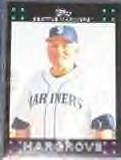 2007 Topps Manager Mike Hargrove #258 Mariners