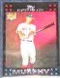 2007 Topps Rookie David Murphy #264 Red Sox