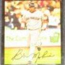 2007 Topps Bengie Molina #4 Giants