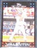 2007 Topps Jose Valentin #183 Mets
