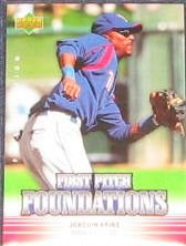 07 UD First Ed. First Pitch Foundations Joaquin Arias