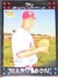 2007 Topps Rookie Chris Narveson #281 Cardinals