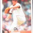 2007 Fleer Matt Cain #64 Giants
