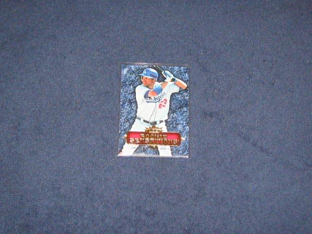 2007 Fleer Rookie Sensations James Loney #RS-LO Dodgers
